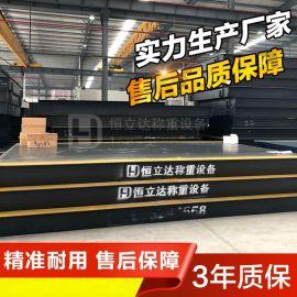 重庆四川贵州电子地磅秤80吨100吨汽车衡地磅