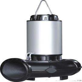 切割式污水潜水泵 山东大流量污水泵