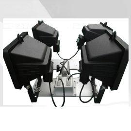 多功能遠程投射燈 全方位自動升降泛光探照工作燈