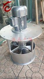 供应轴流风机热风循环烘箱专用轴流风机工业排风机不锈钢碳钢制作