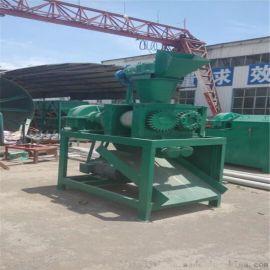 复合肥造粒生产线设备 时产1.5吨**铵造粒机 筒式造粒机