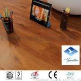 锁扣防水石塑SPC地板PVC塑料地板4.0mm 雪雁