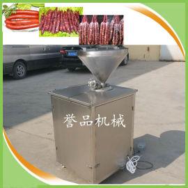 香肠不锈钢灌肠机-全自动成套灌肠机器