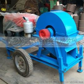 新型移动式木头锯末粉碎机行业**厂家
