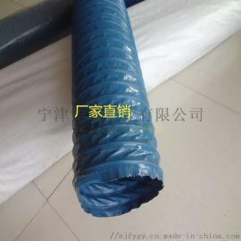 德州专业生产焊烟净化器风管尼龙布风管