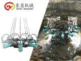 破樁機、液壓破樁機、工地樁頭拆除、破樁隊
