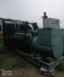 国产二手柴油发电机组租赁
