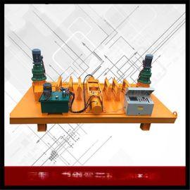 工字钢弯弧机/数控工字钢冷弯机多少钱一台