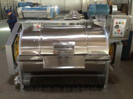 工业滤布清洗用不锈钢滤布水洗机