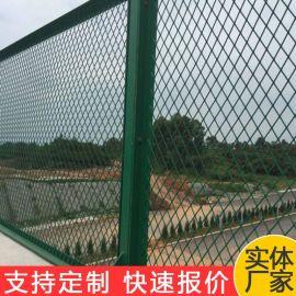 钢板网护栏工厂 嘉兴重型钢板网 镀锌钢板网菱形钢板拉伸网价格