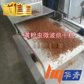 厂家供应 出口黄粉虫干燥机价格 均匀微波加热 隧道式微波干燥机