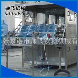 供应自动桶装饮用水生产线 五加仑灌装机