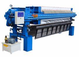 景津板框压滤机 800型压滤机 自动隔膜压滤机 污泥压滤机 化工设备压滤机