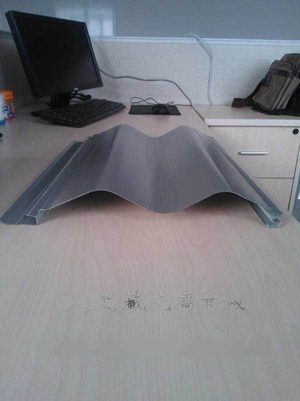 供應HV-310型隱釘式牆面板,彩鋼波紋板廠家就選天津勝博