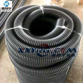 PVC塑筋增强软管, 真空吸尘管, 耐酸碱吸污排污管, 医疗设备穿线管