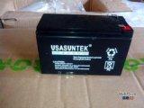 山特6-GFM-7 12V7AH 免维护蓄电池