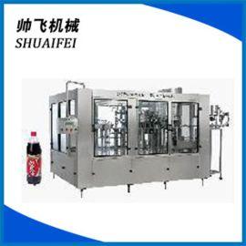 啤**灌装生产线 碳酸饮料灌装生产线 全自动灌装机