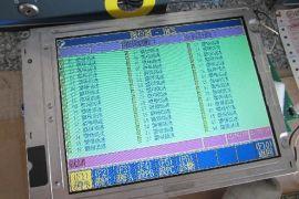 弘讯6000型注塑机电脑显示屏LQ104V1DG52