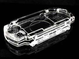 PSP透明水晶盒