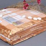 廠家供應高級桑蠶絲毯 禮品首選真絲毯 雙人提花真絲家居用品
