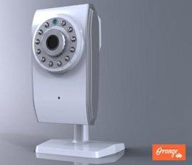 民用安防卡片机私模外观设计