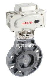 HD51S系列电动PVC蝶阀