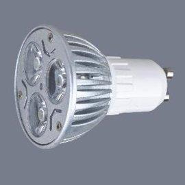 touve托維LED燈杯燈泡,3W GU10螺口