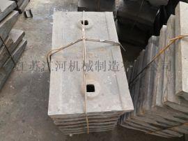 内蒙古江苏江河机械 高铬合金耐磨钢板稀土耐磨衬板
