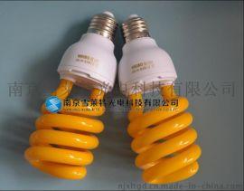 防止光刻胶曝光黄光灯泡