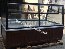 面包柜 中岛柜 韩式面包展示柜广州浩麦展柜有限公司