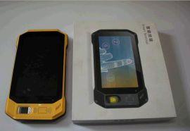 厂家直销ICR007指纹识别人证统一身份证阅读器广州警务通专卖