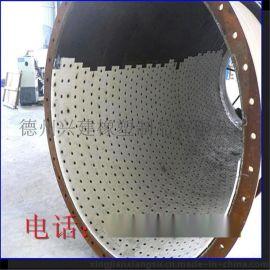 三合一**化陶瓷衬板使用效果分析