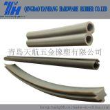天然膠 氫化丁腈 氟橡膠 矽橡膠擠出密封條 膠條