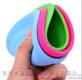17.5cm软硅橡胶飞盘 狗玩具飞碟