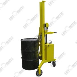 LIFTOMATIC/武汉汉利 ERGO-E-H电动高起升圆桶搬运堆高车