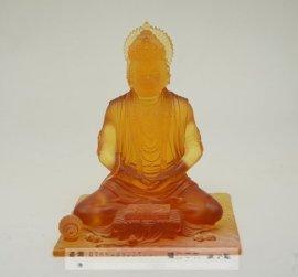 琉璃印度神猴佛像,佛像批发价格,深圳琉璃工艺品厂家