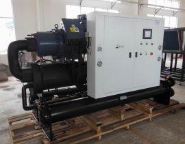 电镀氧化螺杆式冷水机,印刷铸造用冷冻机