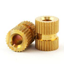非標自動車牀件/非標銅螺母/非標五金件/注塑手機螺母加工