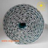 铝箔玻纤布 玻纤布反射层 架空式蒸汽管道专用耐高温铝箔反射层