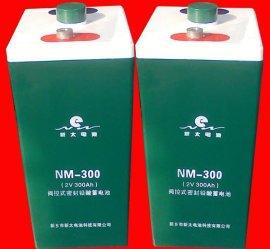 铁路内燃机车启动用免维护铅酸电池(NM-300)
