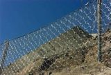 专业生产山体护坡拦石网¥山体护坡钢丝网厂家