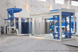 专业生产12-15液压全自动水泥免烧砖机空心砖机设备