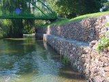 卓昌8*10格宾网挡土墙 水库护坡格宾垫 堤坝护砌格宾网笼 格宾笼