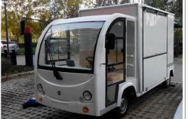 电动送餐车流动售货车