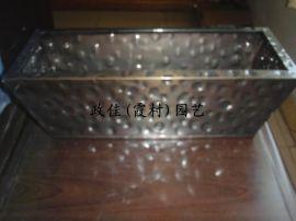铁皮桶花盆,花器,花桶