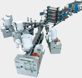 塑料板材片材生产线