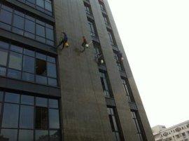 专业杭州大厦外墙清洗