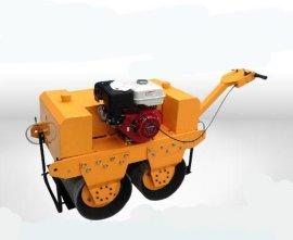 汽油双钢轮震动压路机 手扶式双轮压路机 小型压路机