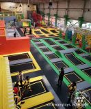 小型蹦床公园 室内蹦床馆 儿童乐园 淘气堡游乐设备