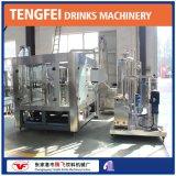 小产量瓶装三合一灌装机CGF18-1-6灌装机冲洗灌装封口全自动设备